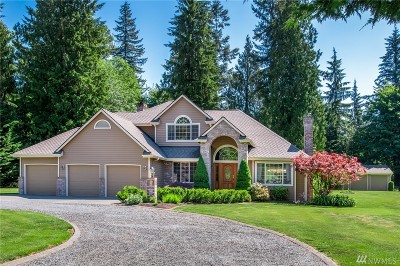 Arlington Single Family Home Contingent: 22611 120th Ave NE