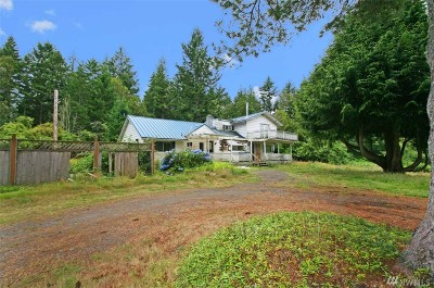 Poulsbo Single Family Home For Sale: 23223 Aldo Rd NW