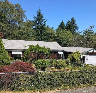 Mason County Single Family Home Sold: 712 Turner Ave