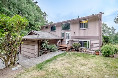 Snohomish Single Family Home For Sale: 11921 152nd Place SE