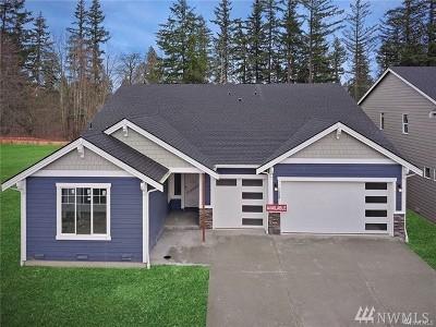 Bonney Lake Single Family Home For Sale: 7800 Connells Praire (Lot 42) Rd E