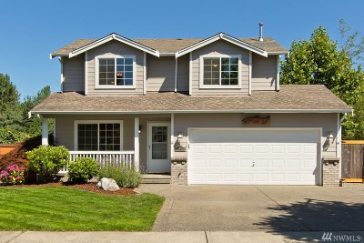 Buckley Single Family Home For Sale: 1462 Olsen Ave