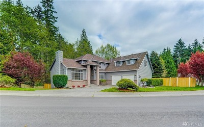 Mukilteo Single Family Home For Sale: 12927 12927 50th Place W