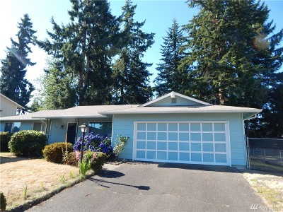Olympia Single Family Home For Sale: 7635 13th Ave NE