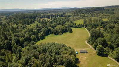 Lewis County Farm For Sale: 1654 Spencer Rd
