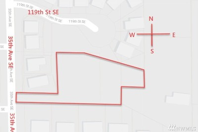 Everett Residential Lots & Land For Sale: 35th Ave SE