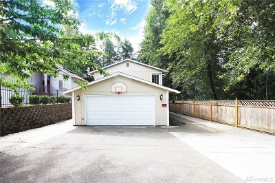 Federal Way Single Family Home For Sale: 33840 7th Wy SW