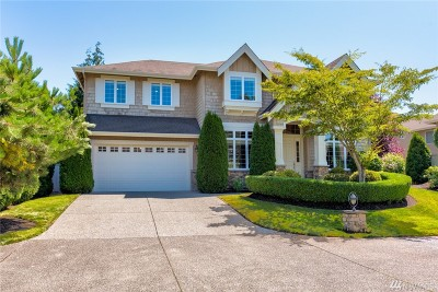 Bothell Single Family Home For Sale: 4001 221st Place SE