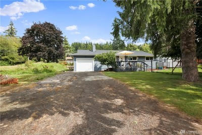 Port Orchard Single Family Home For Sale: 14451 Clayton Rd SE