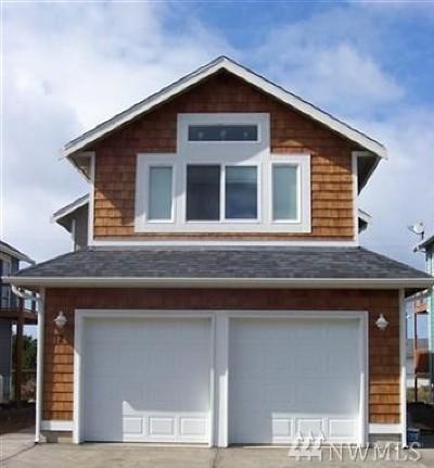 Grays Harbor County Single Family Home For Sale: 12 Duke Lane