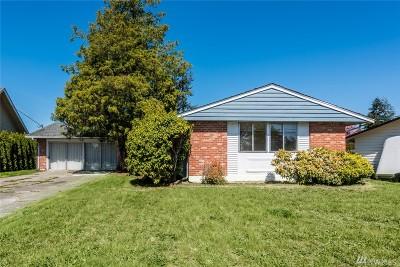 Renton Single Family Home For Sale: 16564 121st Ave SE