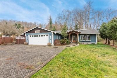 Hansville Single Family Home For Sale: 39023 Sherlind Dr NE