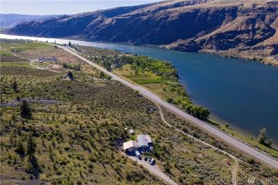 Chelan, Chelan Falls, Entiat, Manson, Brewster, Bridgeport, Orondo Residential Lots & Land For Sale: 37 Red Tail Rd