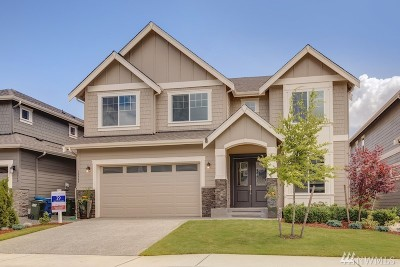 Renton Single Family Home For Sale: 18848 175th Place SE #Lot29