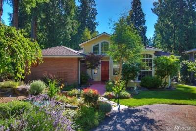 Renton Single Family Home For Sale: 14632 SE 196