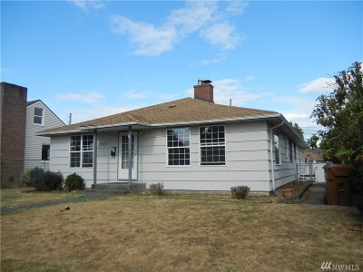 Single Family Home For Sale: 7237 S G St