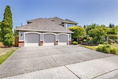 Mukilteo Single Family Home For Sale: 11925 59th Ave W