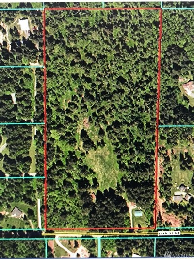 Snohomish Residential Lots & Land For Sale: 18217 56th St NE