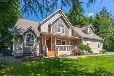 Lewis County Single Family Home Pending Inspection: 204 Alderwood Dr