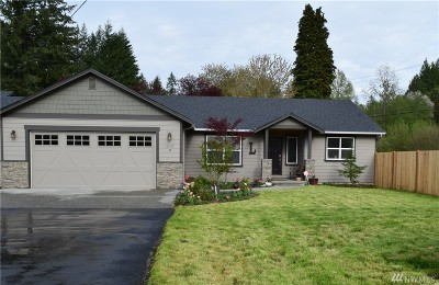 Single Family Home For Sale: 519 147th Ave SE #B