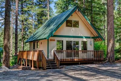 Leavenworth Single Family Home For Sale: 22403 Shetland Rd