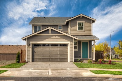 Tumwater Single Family Home For Sale: 9061 Viola St SE