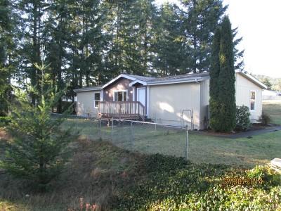 Mason County Rental For Rent: 21 W Freedom Lane