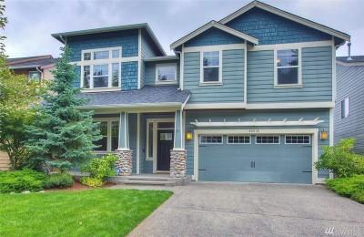 Graham Single Family Home For Sale: 20518 95th Av Ct E