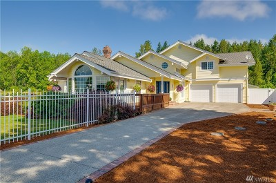 Lewis County Single Family Home For Sale: 192 Salkum Rd