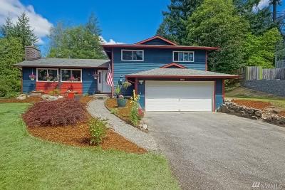 Belfair Single Family Home For Sale: 91 NE View Ridge Dr
