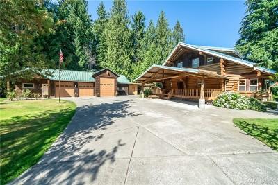 Arlington Single Family Home For Sale: 13703 Jordan Trails Rd