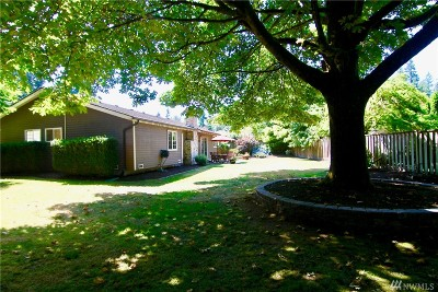 Renton Single Family Home For Sale: 14411 150th Ave SE