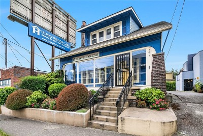 Seattle Commercial For Sale: 7017 15th Ave NW