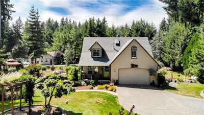 Yelm Single Family Home Pending Inspection: 14141 123rd Ave SE
