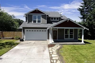 Eatonville Single Family Home For Sale: 50002 146th Ave E