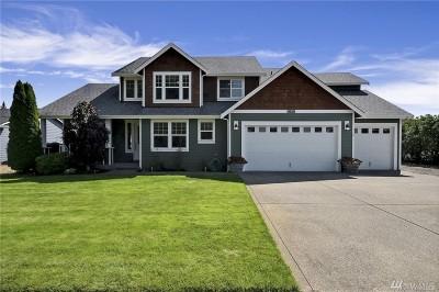Yelm Single Family Home Pending Inspection: 11230 Aero Lane SE