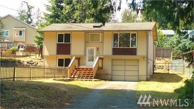 Port Orchard Rental For Rent: 1746 California Ave E