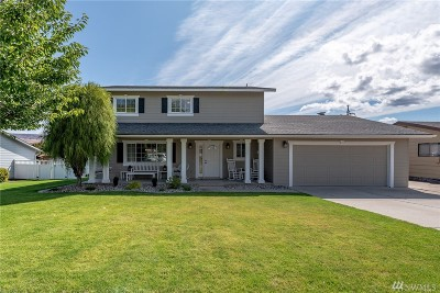 Wenatchee Single Family Home For Sale: 925 College St