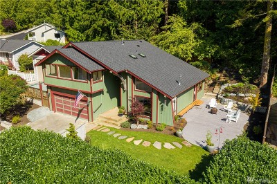 Anacortes Single Family Home Pending: 4203 Tyler Wy