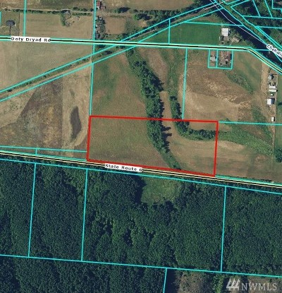 Residential Lots & Land For Sale: Doty Dryad Rd
