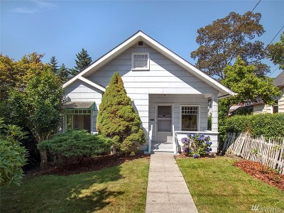 Snohomish Single Family Home For Sale: 218 Avenue D
