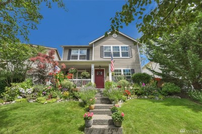 North Bend, Snoqualmie Single Family Home For Sale: 6418 Silent Creek Ave SE