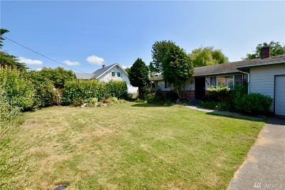 Blaine Single Family Home For Sale: 875 Adelia St
