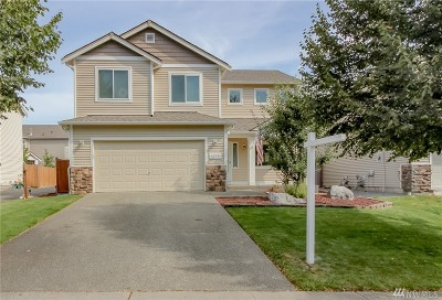 Spanaway Single Family Home For Sale: 8509 205th St Ct E