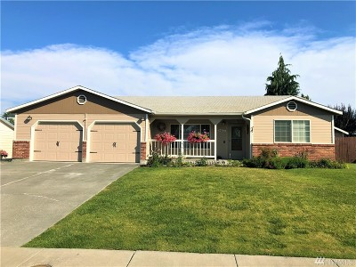 Moses Lake Single Family Home For Sale: 1427 S James Ave