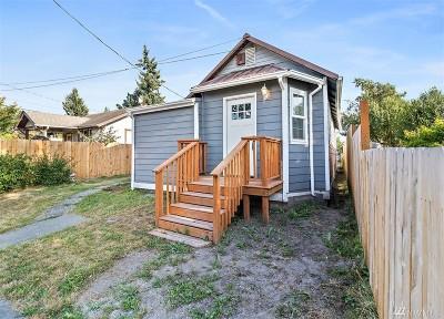 Auburn Single Family Home For Sale: 136 11th St SE