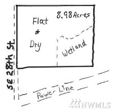 Fall City Residential Lots & Land For Sale: 366 SE 28th St