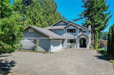 Poulsbo Single Family Home Pending Inspection: 16100 Pearson Rd NE