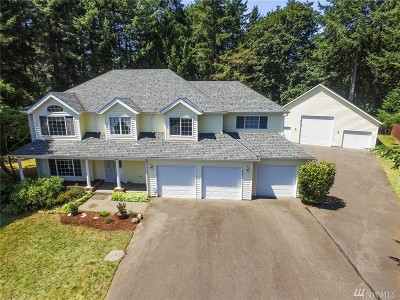 Port Orchard Single Family Home Contingent: 4619 SE Parsons Green Ct