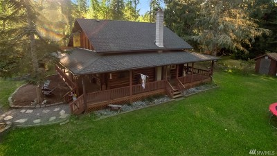 Eatonville Single Family Home For Sale: 36115 96th Ave E